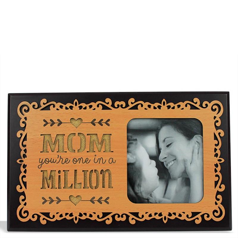 One In Million Mom Frame