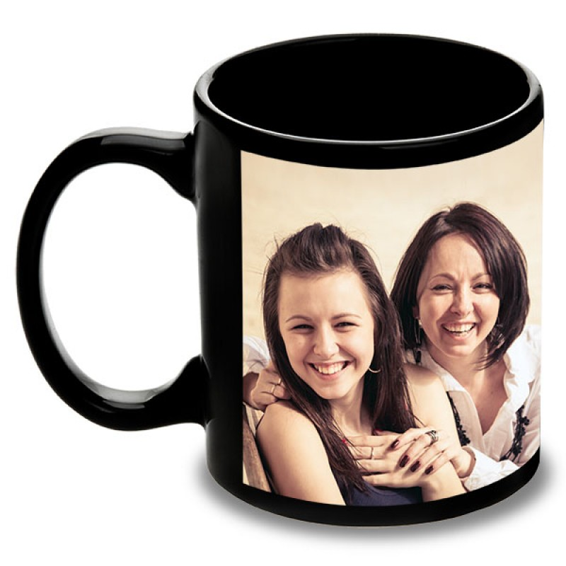 Trendy Personalised Photo Mug