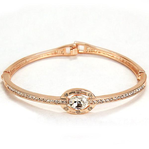Rose Gold Bracelet Bangle