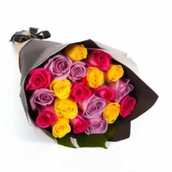 Caring roses