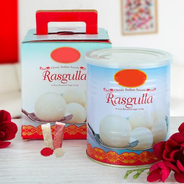 Pack of Rasgullas