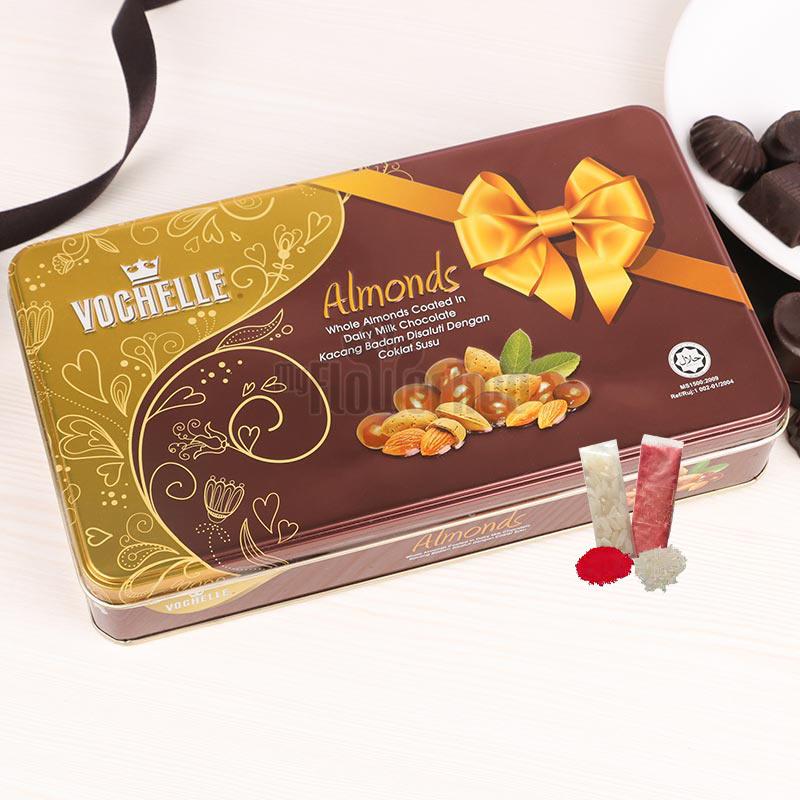 Vochelle Almonds