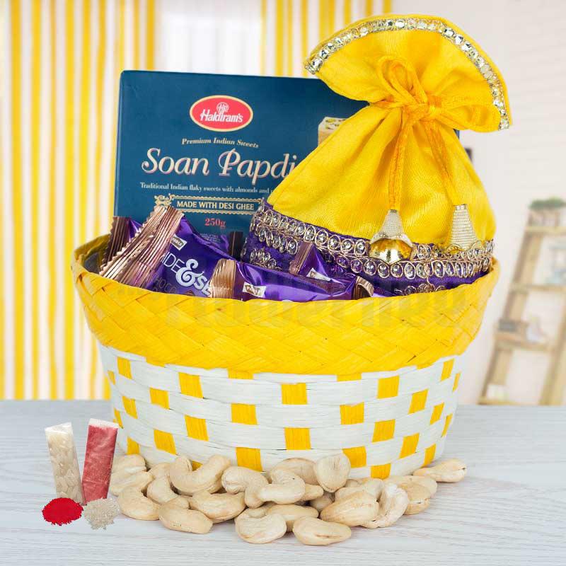Fun-Filled Basket