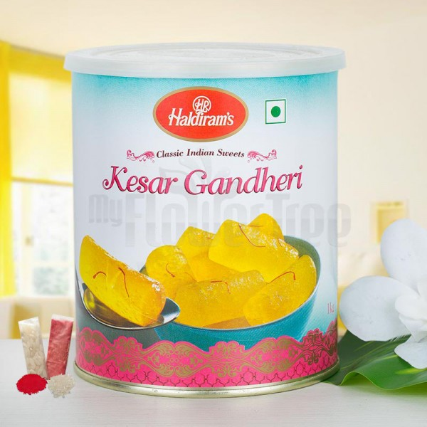 Haldirams Kesari Gandheri