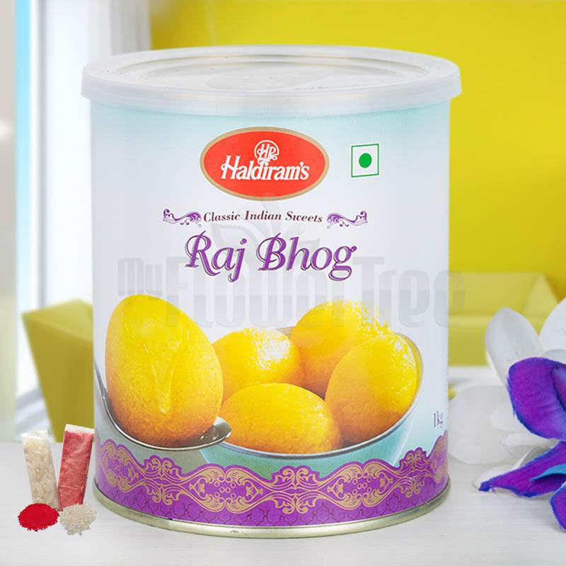 Haldirams Raj Bhog