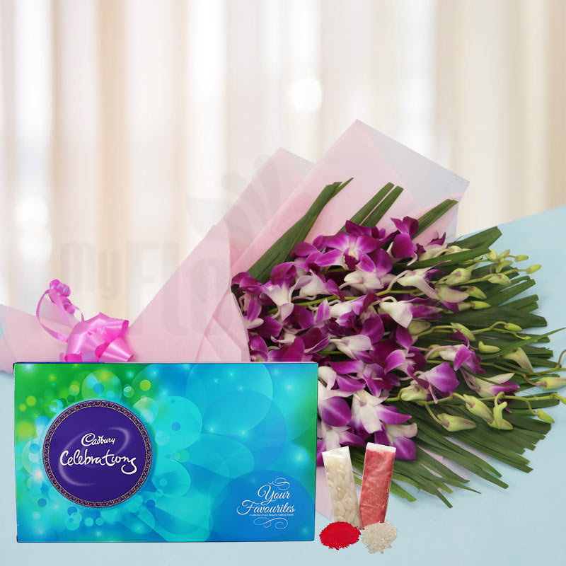 Orchids Celebrations