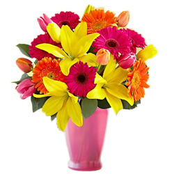 Send Lily Flowers Online