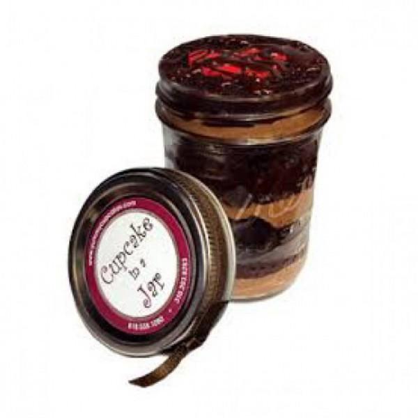 Choco Crunch in a Jar