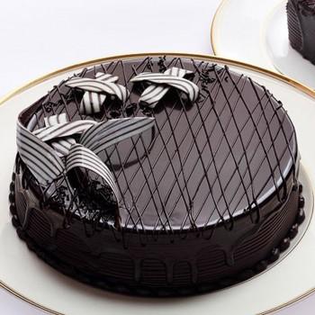 Half Kg 5 Star Truffle Cream Cake