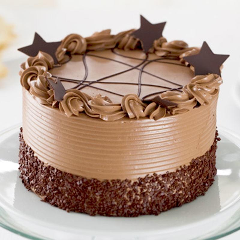 Coffee Chocochip Cake