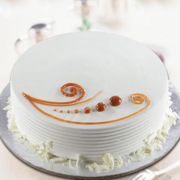 One Kg 5 Star Vanilla Cake