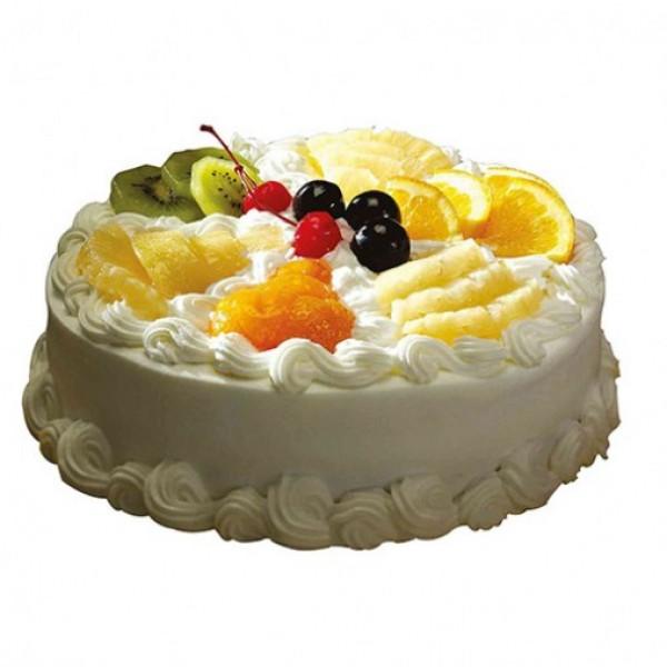 One Kg PIneapple Fruit Cake