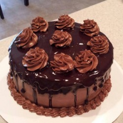 Chocolate Sugarfree Cake