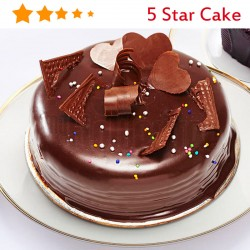 Send Five Star Cakes Online