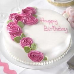 Vanilla Cakes Order Vanilla Cakes Online Myflowertree