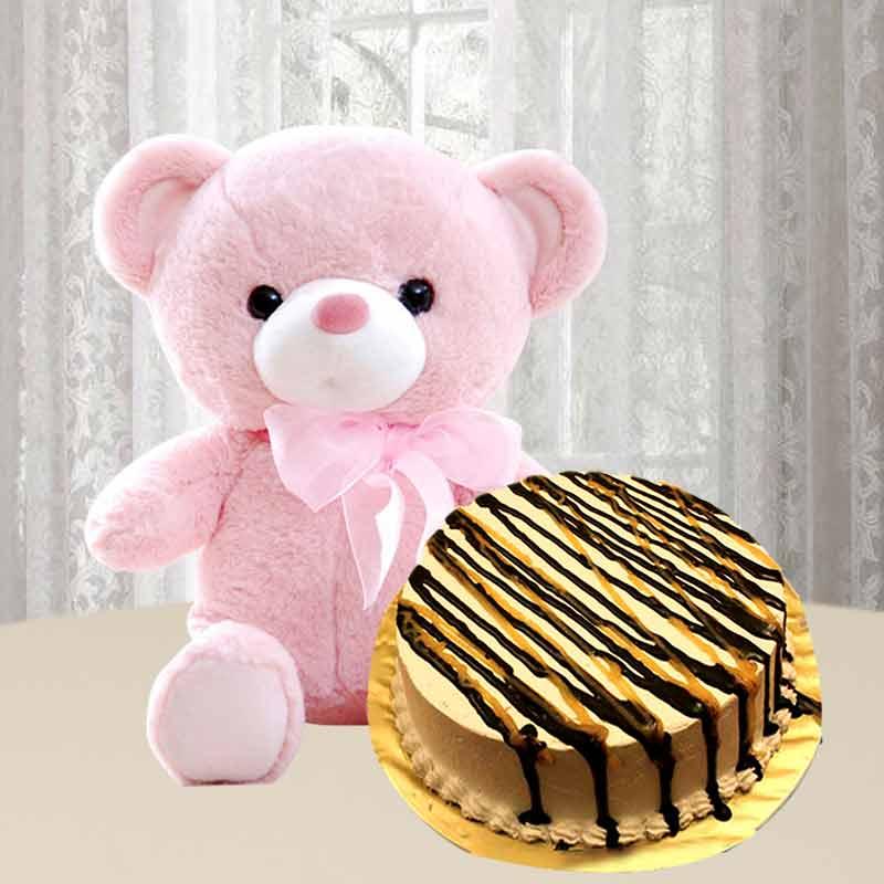 Butterscotch Cake Combo