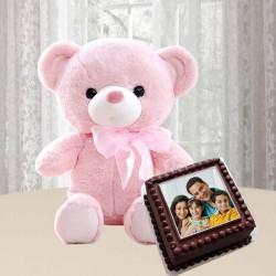 Chocolate and Teddy Combo