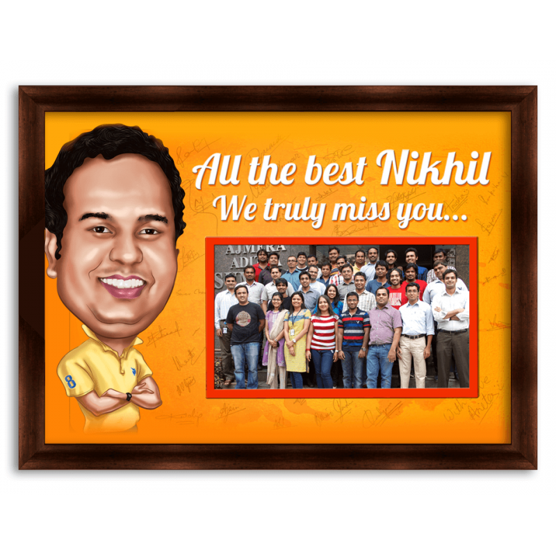 All d Best Caricature