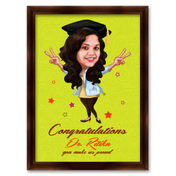 Congratulations Caricature