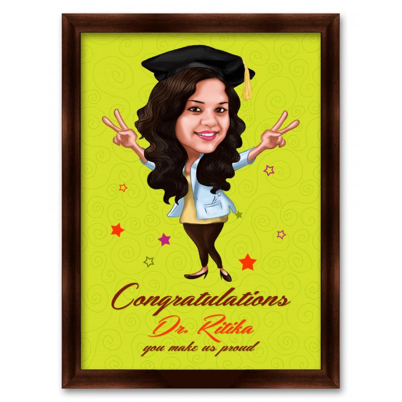 Congratulations Caricature