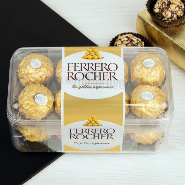 16 Pcs Ferrero Rocher Chocolate