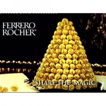 100 Ferrero Rochers