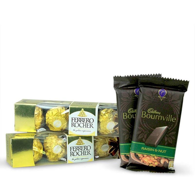 Sumptuous Chocolates Hamper