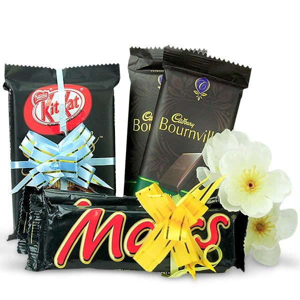 Yummy Chocolates Hamper