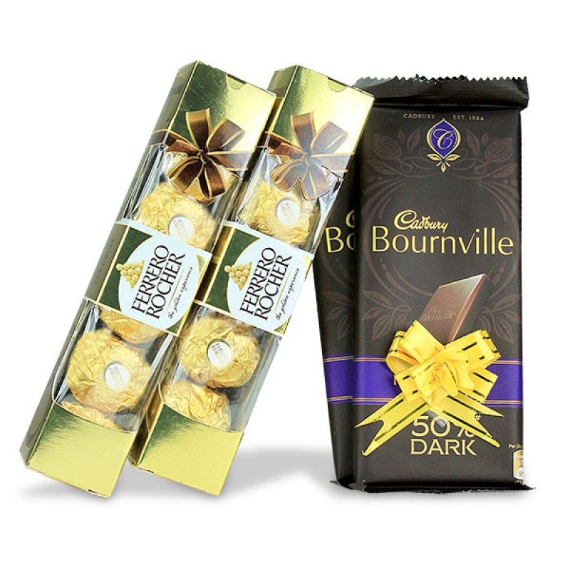 Chocolaty Gift Hamper