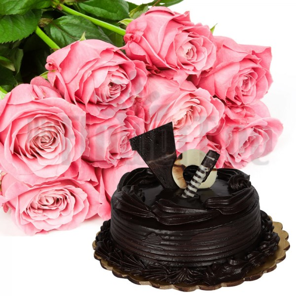 Roses and Truffle
