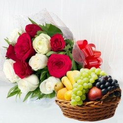 Roses and Fruits