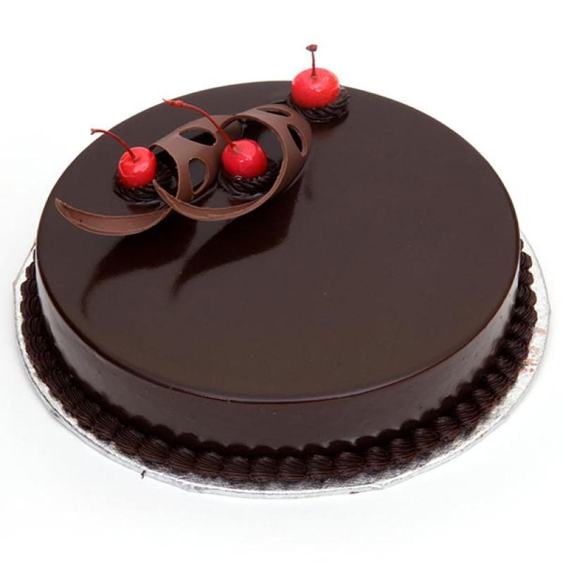 FANTASTIC CHOCOLATE CAKE