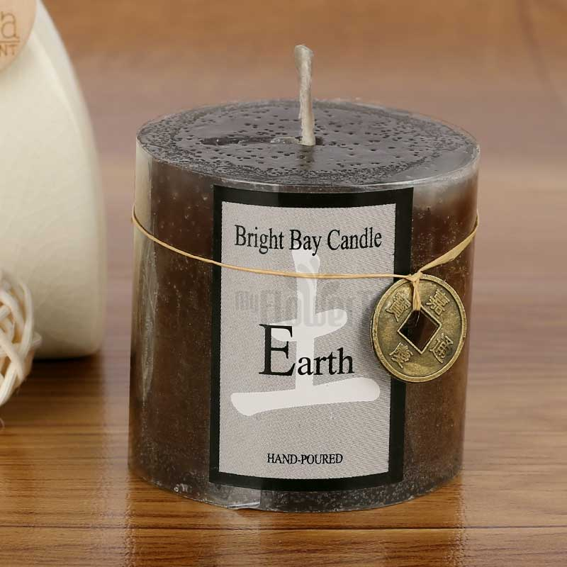 The Earth Candle