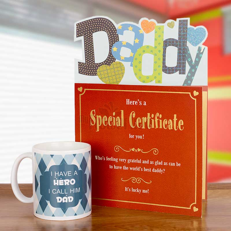 Convocation Dad Hamper