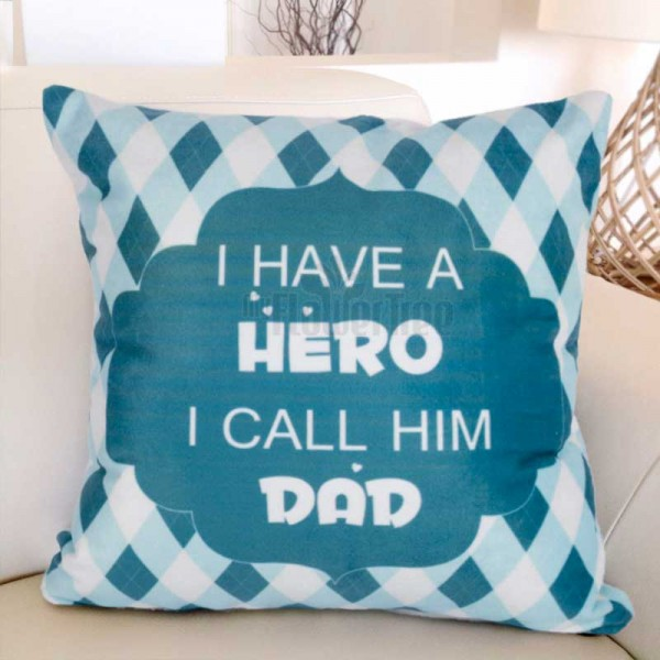 The Hero Cushion