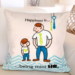 Be Like Him Cushion