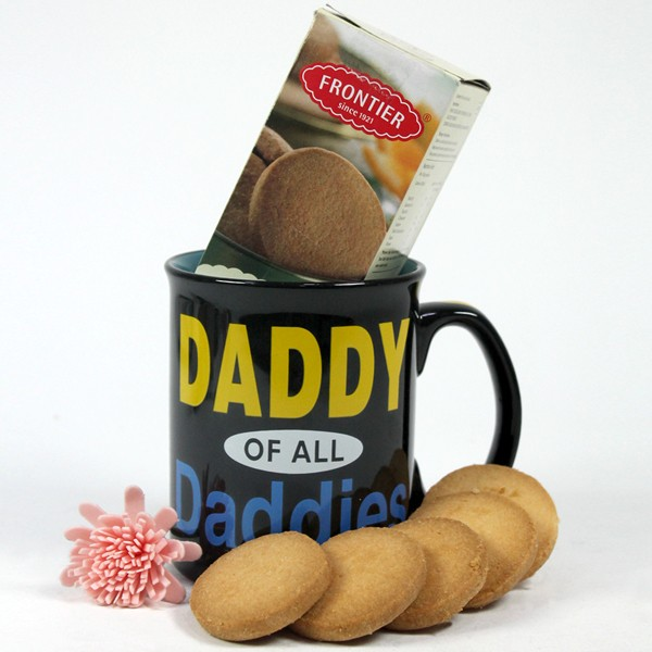 Delicious Cookies n Mug for Dad