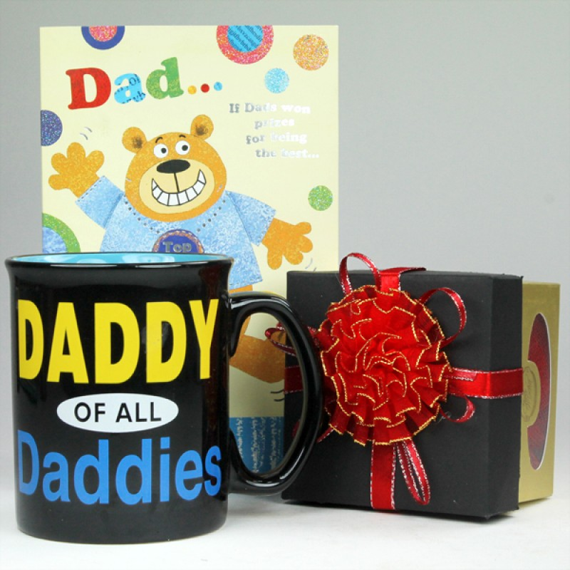 Chocolates n Greeting Card Hamper