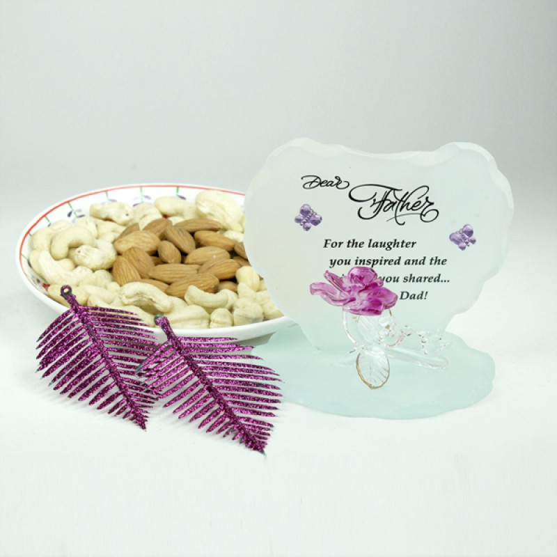 Stylish Desk Quotation n Dryfruits Hamper