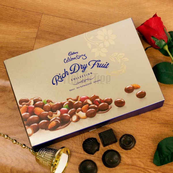 Rich Dry Fruits Chocolate
