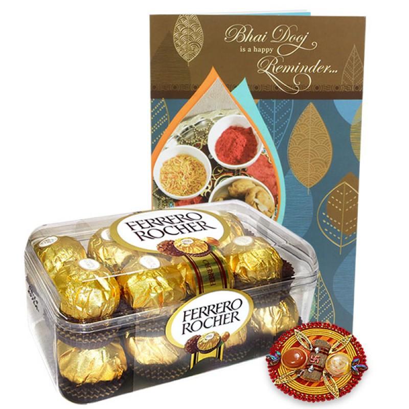 Ferrero Rocher Bhai Dooj Hamper