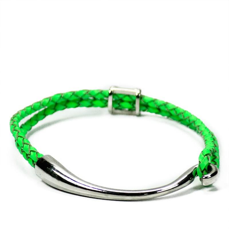 Neon Green Friendship Band