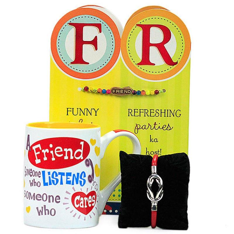 Friendship Band n Mug Hamper