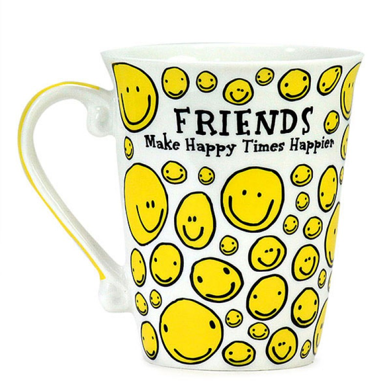 Friends Forever Smileys Mug