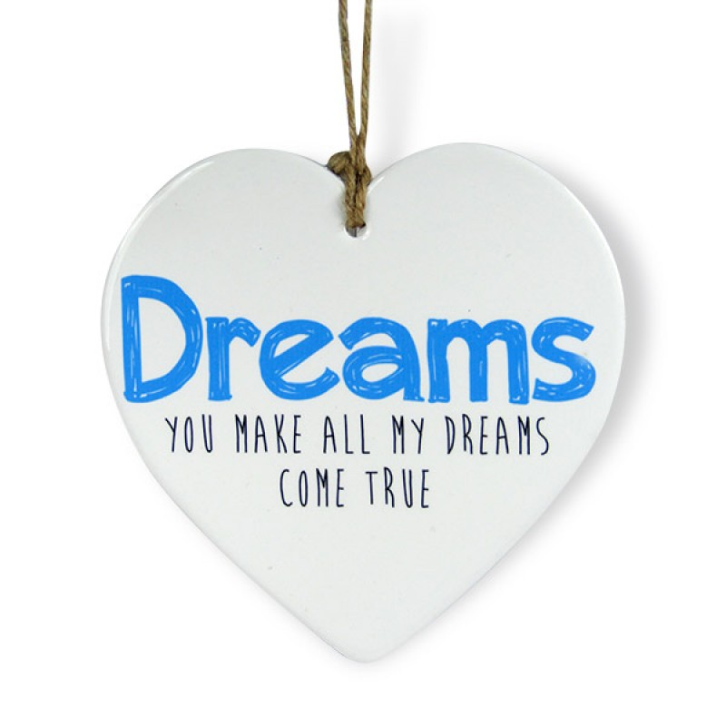 You Make My Dreams Come True Quotation