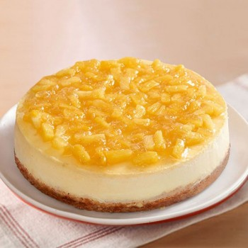 Half Kg Pineapple Cheese Cream Cake