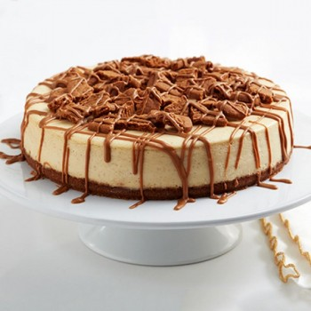 Half Kg Cookie Butter Cheesecake