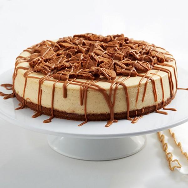 Half Kg Cookie Butter Cheesecake