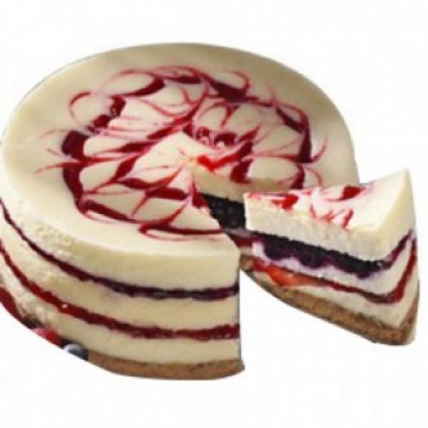 One Kg Strawberry Cheesecake