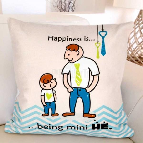Be Like Him Cushion